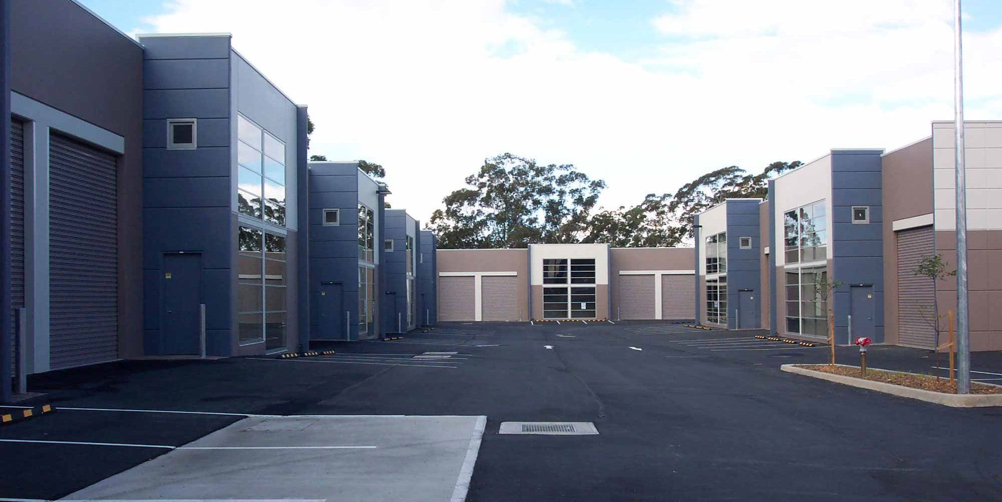 Industrial Projects Sydney